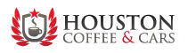 houston coffee and cars logo