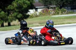 GCKI Kart Racing in Houston