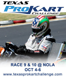 Visit the Texas Prokart Challenge website for more info