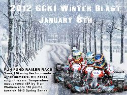2012 GCKI Winter Blast flyer